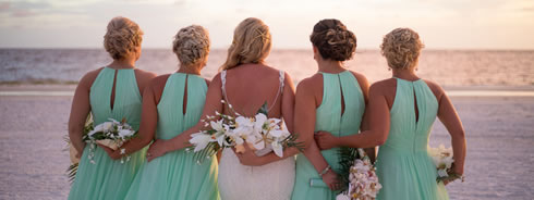 Bridal Spray Tans
